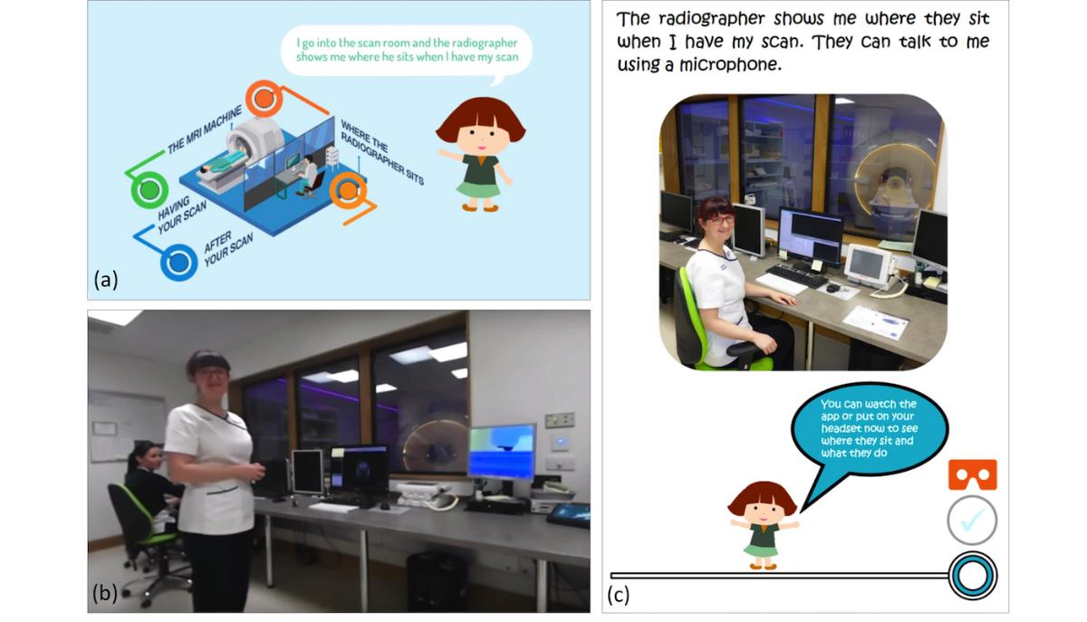 JPP - A Free Virtual Reality Experience to Prepare Pediatric